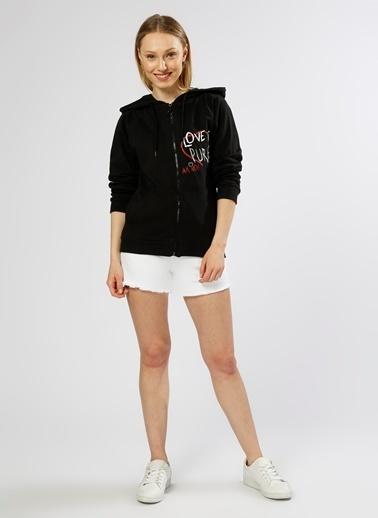T-Box Sweatshirt Siyah